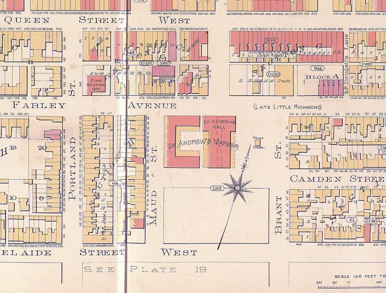 1899 map detail